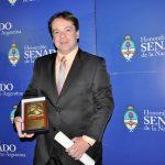 Condecoração no Senado Argentino !