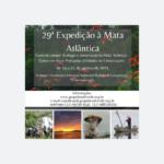 29ª Expedição Mata Atlântica